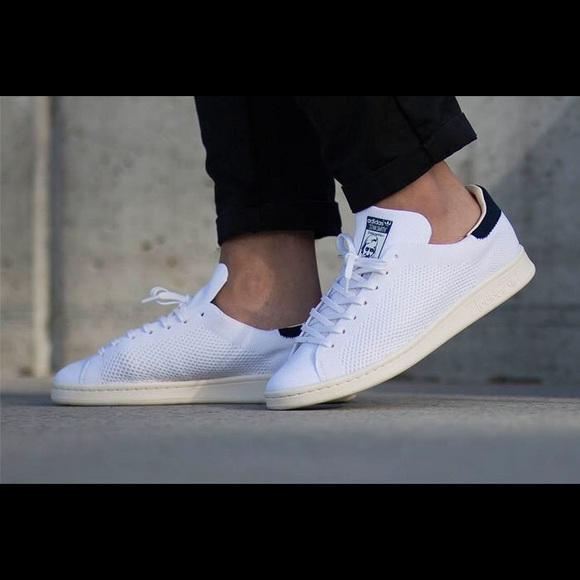 Adidas Stan Smith Primeknit Sneakers